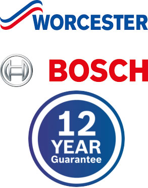 worcester bosch boiler warranty 12 years